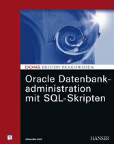 Oracle Datenbankadministration mit SQL-Skripten