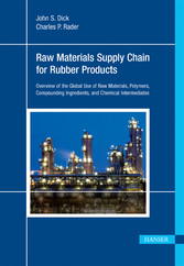 Raw Materials Supply Chain for Rubber Products - Overview of the Global Use of Raw Materials, Polymers, Compounding Ingredients, and Chemical Intermediates