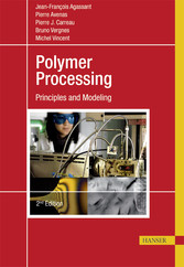 Polymer Processing - Principles and Modeling