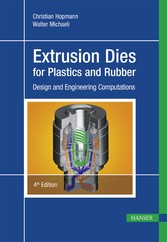 Extrusion Dies for Plastics and Rubber - Design and Engineering Computations