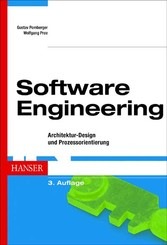 Software Engineering - Architektur-Design und Prozessorientierung