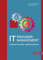 IT-Providermanagement - Externe Provider optimal steuern