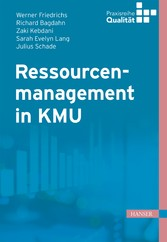 Ressourcenmanagement in KMU